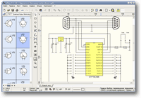 sPlan - простой и удобный инструмент для черчения электронных и электрических схем, он позволяет легко переносить...