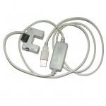 1 USB дата-кабель с преобразователем