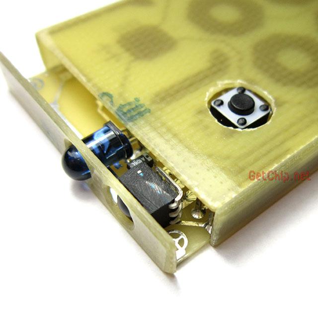 5 Прошивка микроконтроллера
