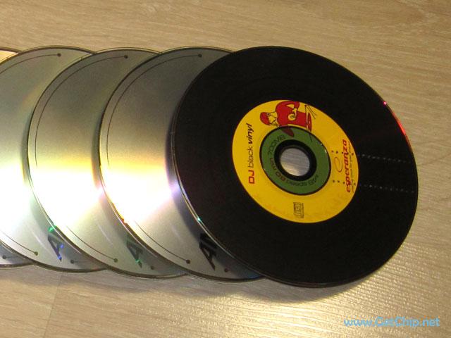 Лицевой диск